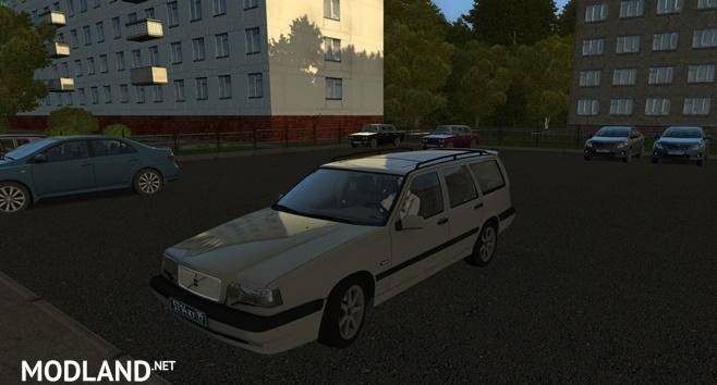 Volvo 850 Estate 1997 [1.5.9]